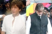 Shashi Kapoor's Funeral: Stars Pay Tribute to a Legend