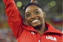 Simone Biles Ready for New Role at 2020 Tokyo Olympics