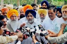 Punjab Sacrilege Case: SIT Chargesheet Points Fingers at Sukhbir Badal Over Police Firing