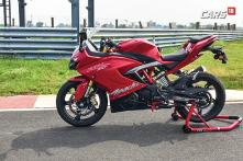 TVS Apache RR 310 Launched in Nepal, Company Forays into Premium bike Segment