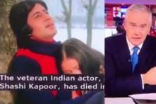 Uh, Oh! BBC Airs Clips Of BigB And Rishi Kapoor For Shashi Kapoor Tribute