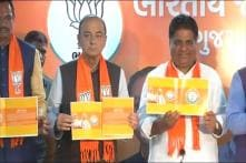 Gujarat Elections Campaigning LIVE: BJP Rolls Out Manifesto Day Before Phase 1 Polling