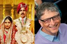 How Akshay Kumar's 'Toilet: Ek Prem Katha' Inspired Bill Gates In 2017