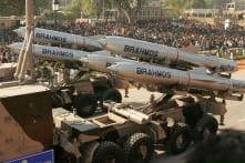 Supersonic Cruise Missile BrahMos Successfully Test Fired off Odisha Coast