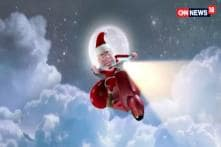 Breaking Toon: PM Modi Plays Santa