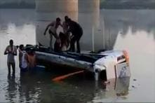 32 Killed as Minor Swerves Bus Into River in Rajasthan's Sawai Madhopur