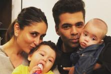 Have a Lot of Expectations From my Twins Roohi and Yash, Says Karan Johar