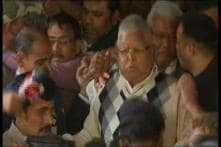 Fodder Scam Verdict: Lalu Yadav Back in Jail; Congress Says CBI Acting Like Centre's 'Pet Parrot'