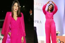 Priyanka Chopra Shows Us How To Rock An All Pink Outfit In Style; See Pics