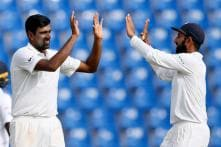 Ashwin Keeps India in the Hunt But Bhuvneshwar Omission Leaves Bad Taste