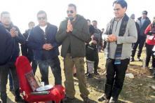 Sanjay Dutt Begins Torbaaz Shoot in Kyrgyzstan