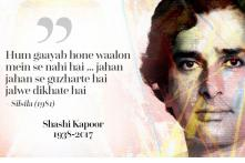 Remembering Shashi Kapoor: Tracing The Legend's Cinematic Journey