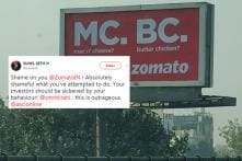 Zomato's Latest Ad Campaign Has Left A Bad Taste Among Twitterati