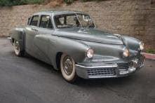 Preston Tucker's Family Car Number 48 Up For Auction