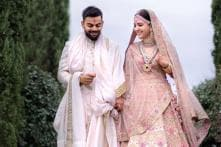 Karan Johar Has The Most Apt Reaction To Virat Kohli-Anushka Sharma's Dreamy Wedding Photos