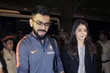 Anushka Sharma Off to South Africa with Virat Kohli to Ring in 2018