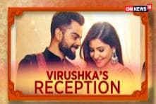 Anushka Sharma, Virat Kohli's Grand Reception In New Delhi