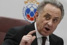 Russia Deputy PM Vitaly Mutko Steps Down as 2018 World Cup Organising Committee Head