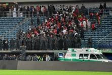 40 Injured as Stadium Barrier Collapses at Gulf Cup Final in Kuwait City