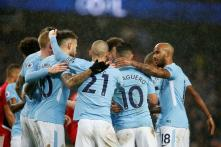 Manchester City Return to Winning Ways With 3-1 Win Against Watford