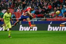 Diego Costa Scores And Sees Red on Atletico Return, Real Betis Beat Sevilla