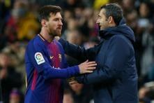 Lionel Messi Scores Brace As Barcelona Reach King's Cup Quarters