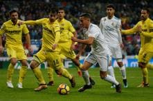 Real Madrid Handed 2nd Straight Home Loss As Villarreal Win for the First Time at Bernabeu