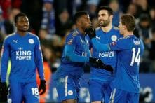 FA Cup: Leicester City Progress As Kelechi Iheanacho Scores With VAR Assistance