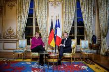 Angela Merkel, Emmanuel Macron to Deepen Franco-German Cooperation, Strengthen EU