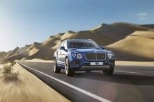 2018 Geneva Motor Show: Bentley to Unveil New Model, Bentayga V8 to Make Global Debut