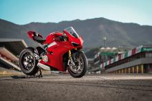 Ducati Panigale V4 Recalled Due to Fuel System Issues, India Unaffected