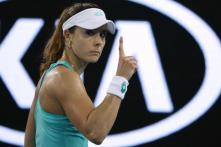 French Tennis Star Alize Cornet Charged With Anti-doping Violation