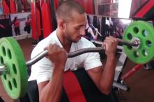 Man Of Steel: A Cancer Survivor Who Is Now A Famed Body Builder