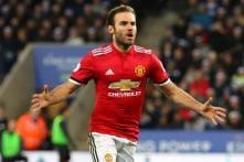 Manchester United Extend Juan Mata's Contract