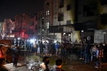 Delhi's Bawana Fire Tragedy Probe Handed Over to Crime Branch