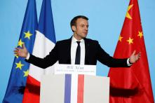Emmanuel Macron Seeks to Woo China's Xi With 'Horse Diplomacy'