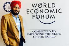 Meet Karanvir Singh, the Youngest Indian Entrepreneurial Voice at World Economic Forum in Davos