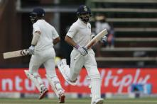 Pujara & Kohli Fail to Find Support as Proteas Bundle India for 187