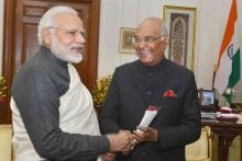 PM Modi Likely to Meet President Kovind at 8 pm, Stake Claim to Form Govt