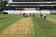 Watch| All Eyes on Newlands Pitch Ahead of First Test in Cape Town