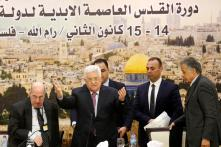 Palestinians Leaders Meet to Respond to Donald Trump's 'Slap of the Century'