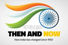 From Movies to Population, Here's How Much India Has Changed Since the First Republic Day in 1950