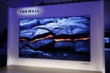 CES 2018: Samsung Unveils 146-Inch Modular MicroLED TV