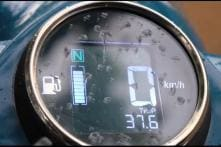 Royal Enfield Bullet And Classic Gets Aftermarket Digital Speedometer Option For Rs 3999 [Video]
