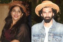 Vidya Balan's Birthday Party: A Family Affair