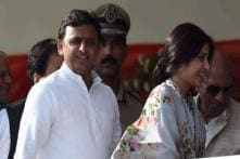 Dimple Yadav, Wife of SP Chief, Files Nomination for Kannauj Lok Sabha Seat