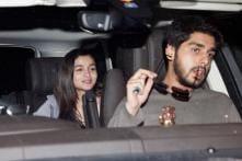 Is Alia Back With Her Ex Ali Dadarkar After Split With Sidharth? See Pictures