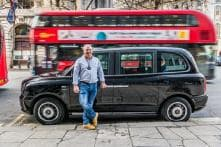First All-New Electric TX Taxi from the London EV Company Handed Over