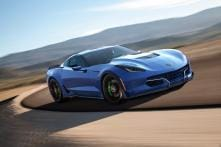 Corvette-Based EV Made by Genovation Cars to be Revealed at Consumers Electronics Show in Las Vegas