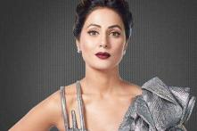 Hina Khan Sets Pulses Racing in a Strapless Playsuit For Her Recent Photoshoot; See Pics